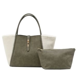 2 in 1 Tote and Messenger bags from FFC New York